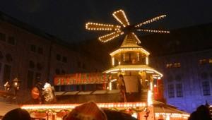 Weihnachtsmarkt Residenz Munich