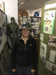 If you ever happen to be in Germany near Hannover  I recommend you visit the wonderful Fallingbostel Military Museum.