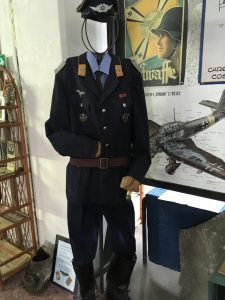 The museum concentrates on World War II,  but also features sections about the Cold War, Vietnam, Korea and Afghanistan.