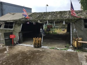 The privately owned museum is a work of love, maintained by Kevin Greenhalgh, a British veteran who used to be deployed on the NATO base in Fallingbostel-Oerbke.