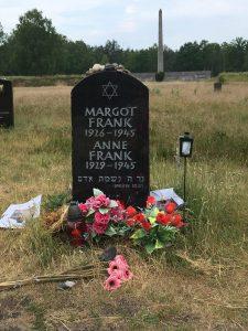 Anne Frank Bergen Belsen