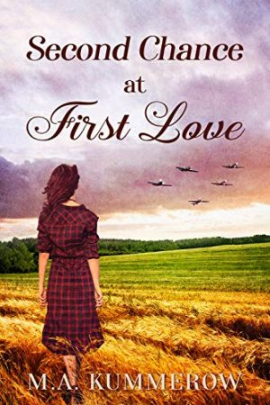 Second Chance at First Love (War Girls Romance Book 1)