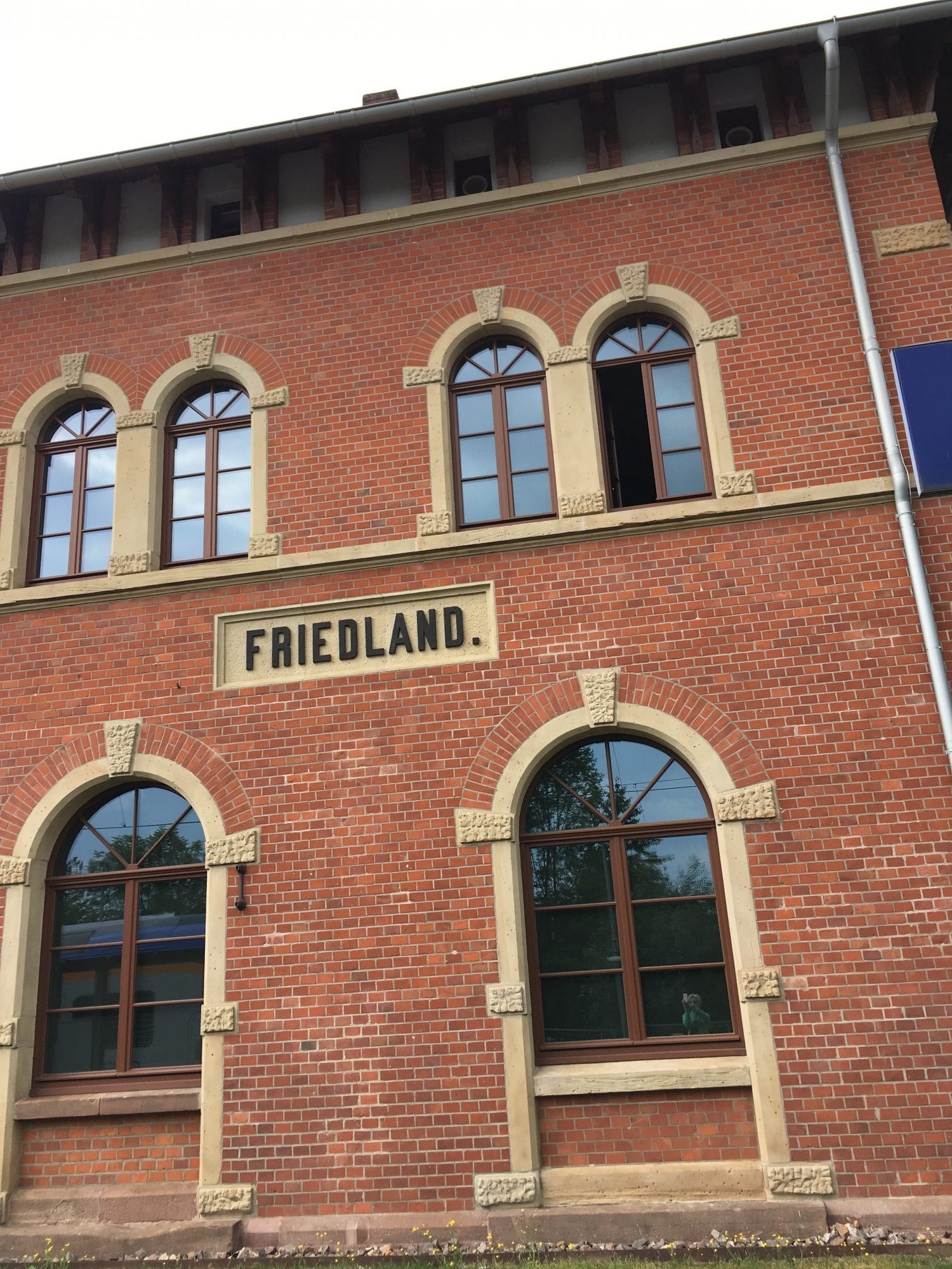 A Memorable Visit to the Friedland Transit Camp Museum