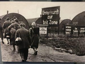 Refugee camp Friedland