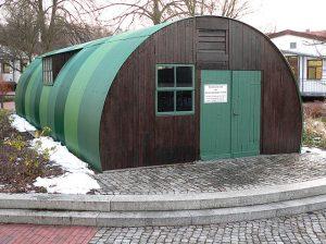 Nissen hut in Friedland